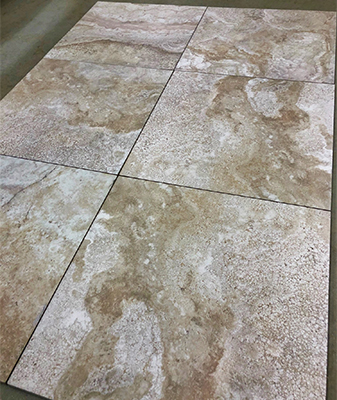 Overstock Sicily Beige (as is). 519 SQFT on sale for $519 ($0.99 SQFT) for the lot! Regularly $1480 ($2.85 / SQFT)