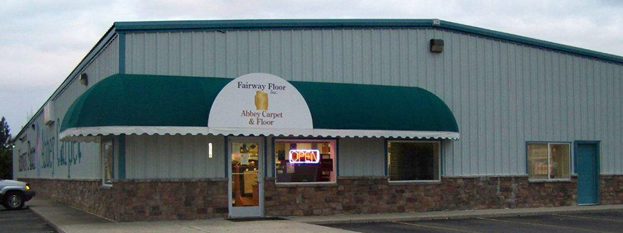 Come visit our showroom - 4149 E. 16th Ave, Post Falls, ID 83854 - Highway 90 to Exit 7, North one mile on the right.